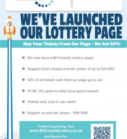 Play the lottery, support WDDA!
